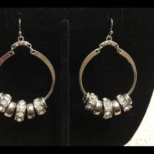 Beautiful statement earrings
